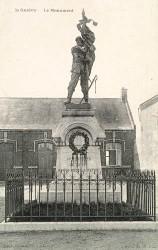 Monument aux morts de 1870 – Quiévy