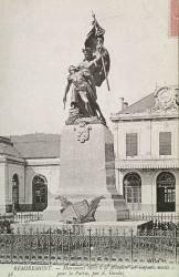 Monument aux morts de 1870 – Remiremont