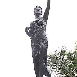 La Liberté – Libertad – Plaza Francia – Lima