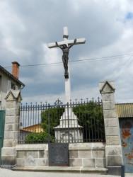 Christ en croix – Limoges