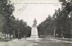 Monument aux morts de 1870, dit Pour le drapeau – Villeneuve-sur-Lot