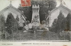 Monument aux morts de 1870 – Rambervillers