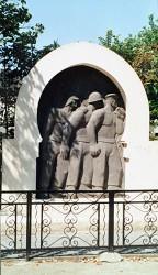 Monument aux morts 1952-1962 – Clermont-Ferrand