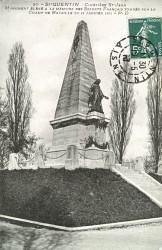 Monument aux morts de 1870 – Saint-Quentin (fondu)