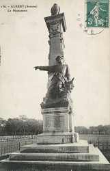 Monument  aux morts de 1870 – Albert