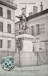 Monument des anciens combattants de 1870-1871 – Aurillac