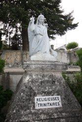 Ange funéraire – Cimetière – Forcalquier
