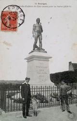 Monument aux morts de 1870, ou Monument aux enfants du Cher – Bourges
