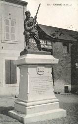 Monument aux morts de 1870 – Candé