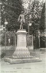 Monument aux morts de 1870 – Darney