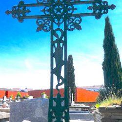Croix funéraires (2) – Cimetière urbain – Montauban
