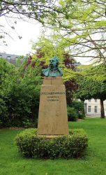 Buste  de Carrier-Belleuse –  Sèvres
