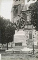 Monument aux morts de 1870 – Figeac