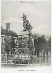 Monument aux morts de la guerre de 1870 – Granges-sur-Vologne