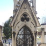 Portes de chapelles sépulcrales - Division 96 (3) - Cimetière du Père Lachaise - Paris (75020) - Image5
