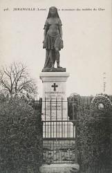 Monument aux mobiles du Cher – Juranville
