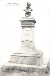 Monument à Jean-Baptiste Brayat – Boisset