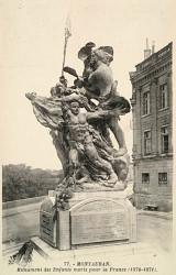 Monument aux morts de 1870 – Montauban