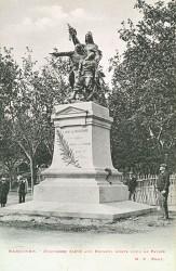 Monument aux morts de 1870, ou L'Artilleur de Narbonne, ou Monument aux combattants – Narbonne