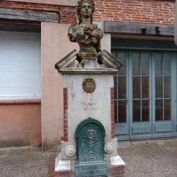 Buste République – Place de la République – Caraman