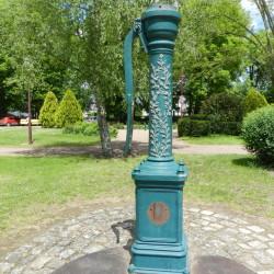 Pompe à eau – Guérigny