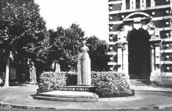 Monument à Albert 1er roi des Belges – Valenciennes