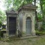 Portes de chapelles sépulcrales - Division 17 - Cimetière du Père Lachaise - Paris (75020) - Image3