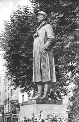 Monument à Albert 1er roi des Belges – Vichy