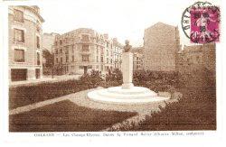 Monument à Fernand Rabier – Orléans (fondu) (remplacé)