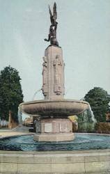 Monument aux Américains morts au champ d'honneur, ou Monument aux morts de 14-18, ou Monument de la Reconnaissance américaine – Tours