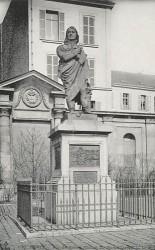 Monument au baron Larrey – Paris, 5e arr.