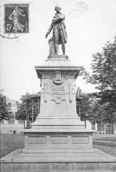 Monument au maire André – Lille