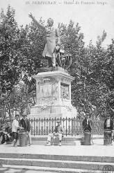 Monument à Arago – Perpignan