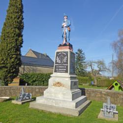 Monument aux morts – La Salvetat-Peyralès
