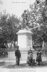 Monument à Félix Armand – Quillan