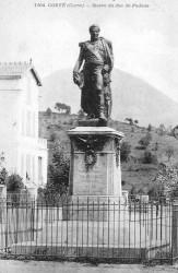 Monument au duc de Padoue, dit aussi Monument au comte Arrighi de Casanova – Corte