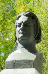 Sépulture d'Honoré de Balzac – Cimetière du Père-Lachaise – Paris (75020)
