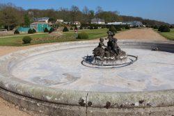 Fontaine – Château des Vaux – Pontgouin