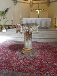 Fonts baptismaux – Draguignan