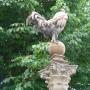 Coq gaulois sur sa colonne - Saint-Etienne - Image1