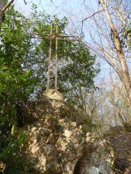 Croix de la Pierre à Vinaigre  – Crotelles