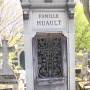 Portes de chapelles sépulcrales - Division 96 (2 - 2) - Cimetière du Père Lachaise - Paris (75020) - Image1
