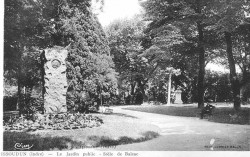 Monument à Balzac – Issoudun