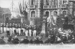 Monument à Charles Baratoux – Place Baratoux – Saint-Brieuc