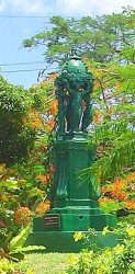 Fontaine Wallace – Saint-Georges  – Grenade (Grenada)