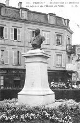 Monument à Adolphe Barette – Vernon