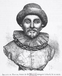 Monument à Guillaume du Bartas – Auch