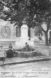 Monument au docteur Barthélémy – Aubagne