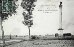 Colonne commémorative de la bataille de Marchais-Montmirail – Montmirail