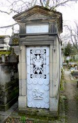 Sépulture de la famille Émile Le Camus – Cimetière du Père-Lachaise – Paris (75020)